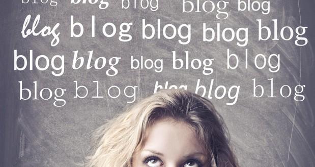 Teen blogger