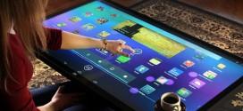 Ideum Android bord